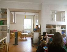 Räumlichkeiten <p> <small>Kindergarten</small>